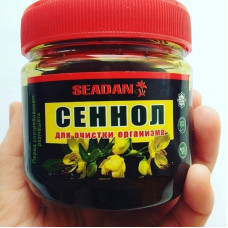"""""""Сеннол для очистки организма  Seadan 200 мл""""."""